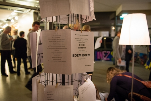 Gedichtenmolen - Foto Bob de Vries